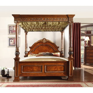 Meridian Solid Wood Royal Post Bed