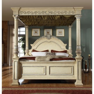 Meridian Solid Wood Sienna Post Bed