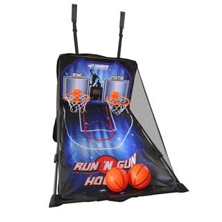 Run n Gun Hoops Electronic Game