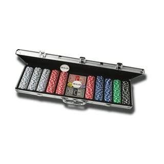 Triumph Sports 500-piece Poker Chip Set