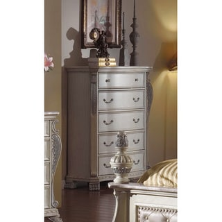 Meridian Solid Wood Monaco 5-drawer Chest