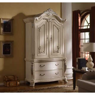 Meridian Solid Wood Monaco Armoire