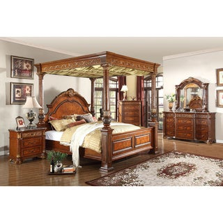 Meridian Royal Post Bedroom Set