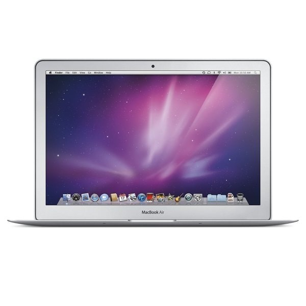 Apple Macbook Air MC503LL/A Notebook Computer 13-in Screen 1.86GHz 128GB Hard Drive (Refurbished)