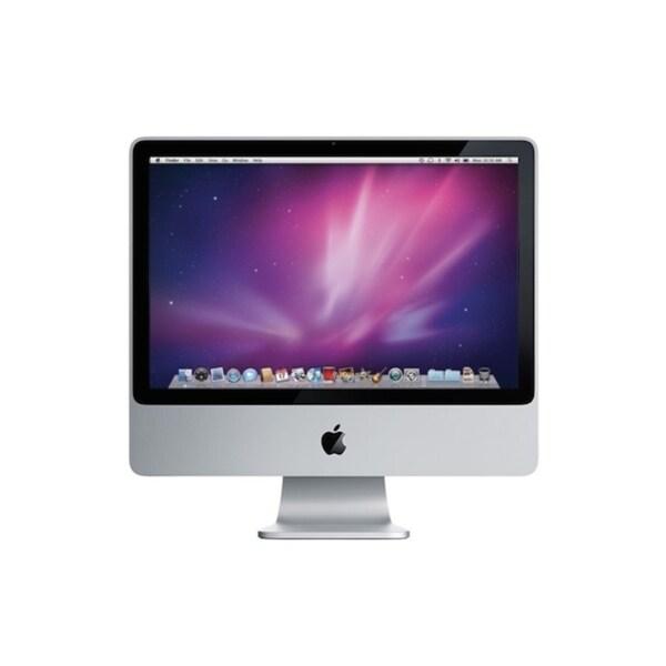 Apple iMac MC015LL/B 20-inch 2.6 GHz Intel core 2 Duo 160GB Hard Drive Desktop Computer (Refurbished)