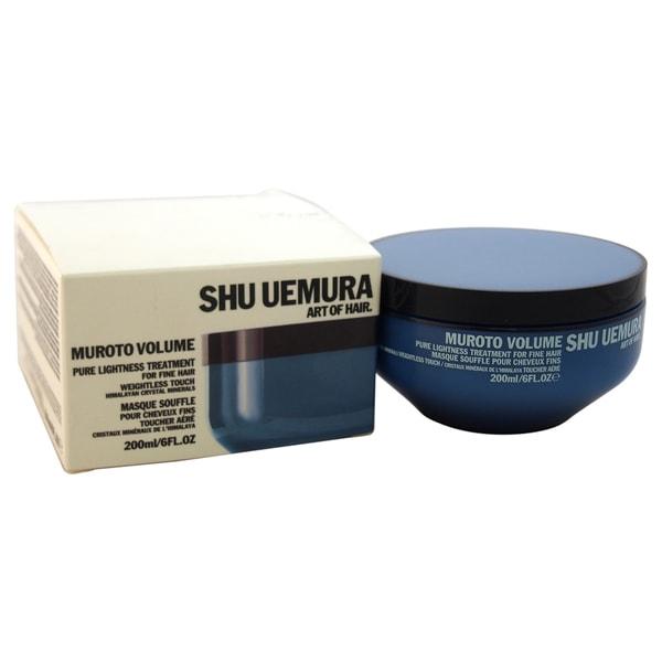 Shu Uemura Muroto Volume Pure Lightness 6-ounce Treatment Masque