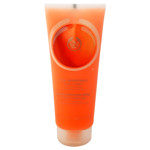 The Body Shop Pink Grapefruit Body Sorbet 6.75-ounce Moisturizer
