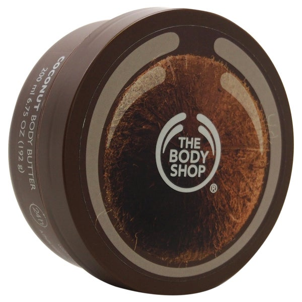 The Body Shop Coconut Body Butter 6.75-ounce Body Butter