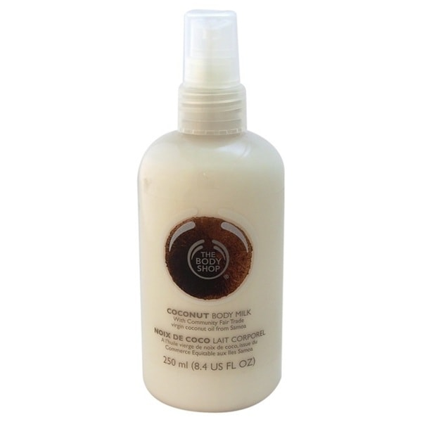 The Body Shop Coconut 8.4-ounce Body Milk