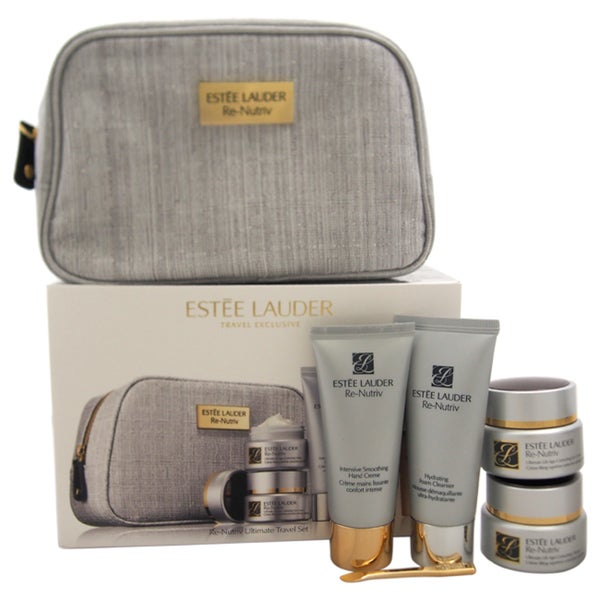 Estee Lauder Re-Nutriv Ultimate 6-piece Travel Set