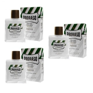 Proraso Refreshing and Invigorating 3.4-ounce Aftershave Lotion