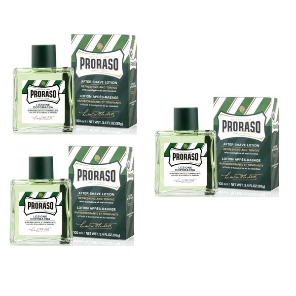 Proraso Aftershave Lotion Refresh 100 ml