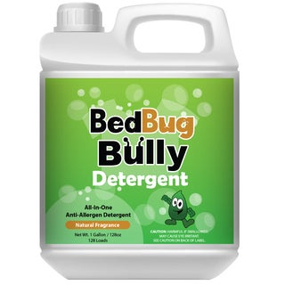 Hypoallergenic Bed Bug & Dust Mite Killing Laundry Detergent