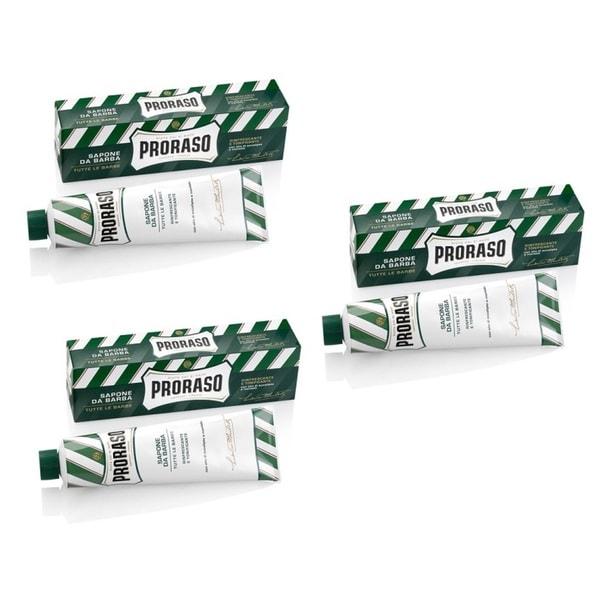 Proraso 150ml Menthol and Eucaplytus Shaving Cream