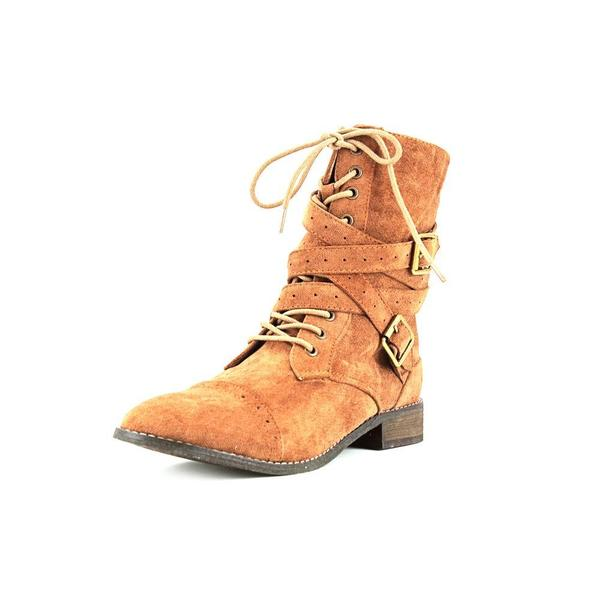 C Label Women's 'Alanis' Synthetic Boots