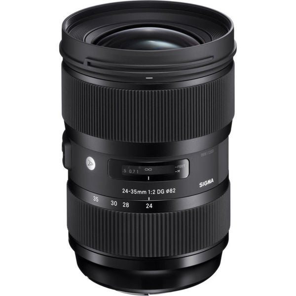 Sigma 24-35mm f/2 DG for Nikon