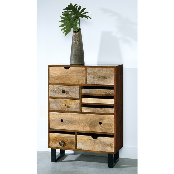 Somette Multicolored 7-Drawer Chest