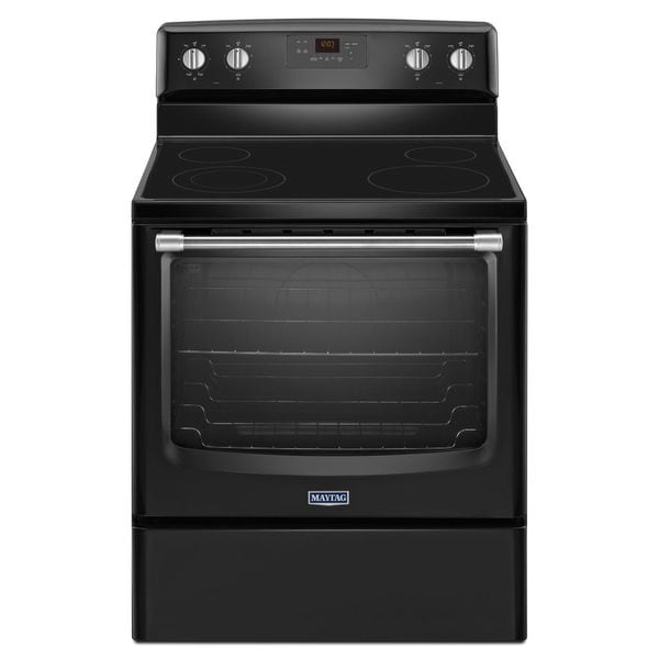 30-inch Electric Range with Precision Cooking System