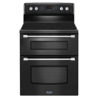 Maytag 30-inch Double Oven Electric Range