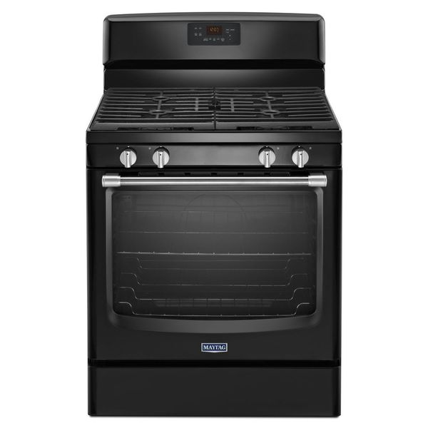 30-inch Gas Range with Precision Cooking System