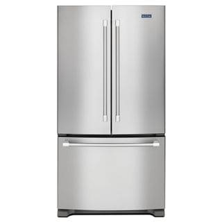Maytag 36-inch Counter Depth French Door Refrigerator - 20 Cu. Ft.