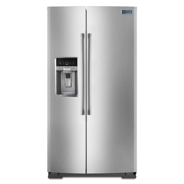 Maytag 20.6 cu. Ft Side by Side Refrigerator with Ice and Water Dispenser