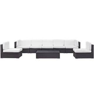 Gather 8-Piece Outdoor Patio Sectional Set