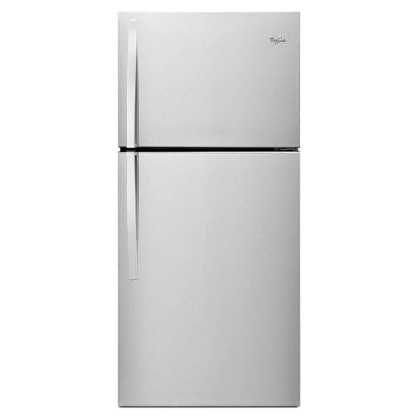 Whirlpool 19.2 Top Freezer Refrigerator