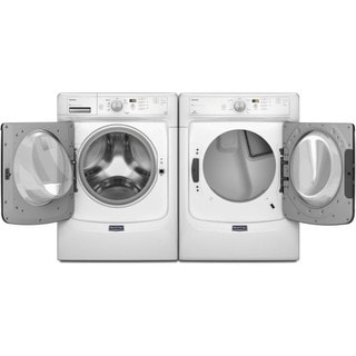 Maytag Maxima Front Load Washer and Electric Dryer Pair