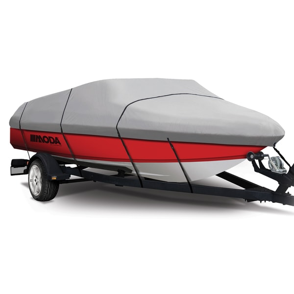 All Season Universal Boat Cover, 75-foot beam width