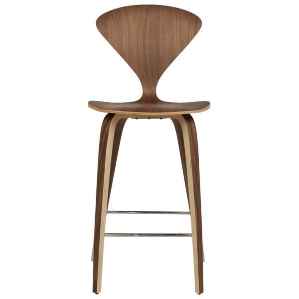 Cherner Style American Walnut Counter Stool 17720170