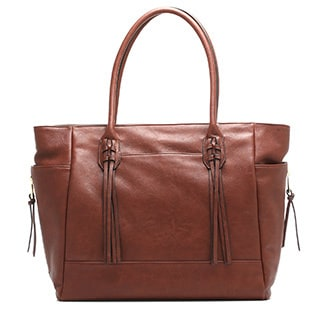 Emilie M Faux Leather Dawn Tote