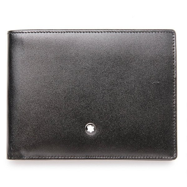 Montblanc Meisterstuck 6 Credit Card Wallet (14548)