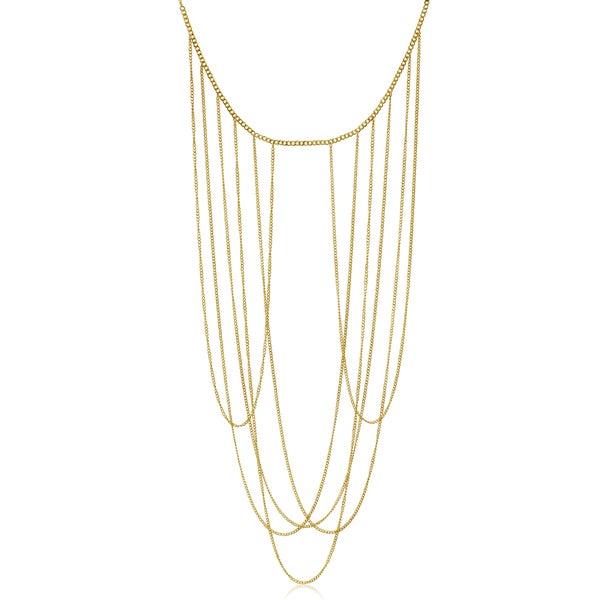 Passiana Layered Body Chain