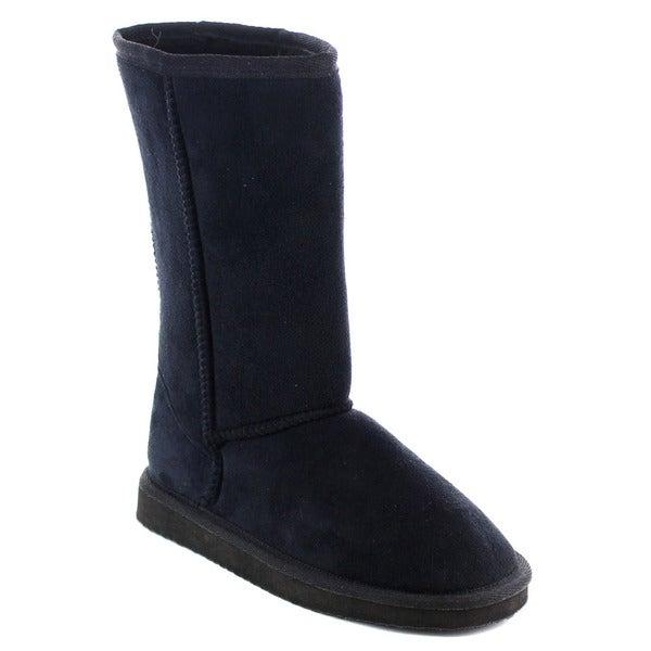 Beston Women's Classic Mid-Calf Fashion Snow Winter Boots