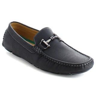 Rocus Men's Casual Slip On Mocassin Loafers