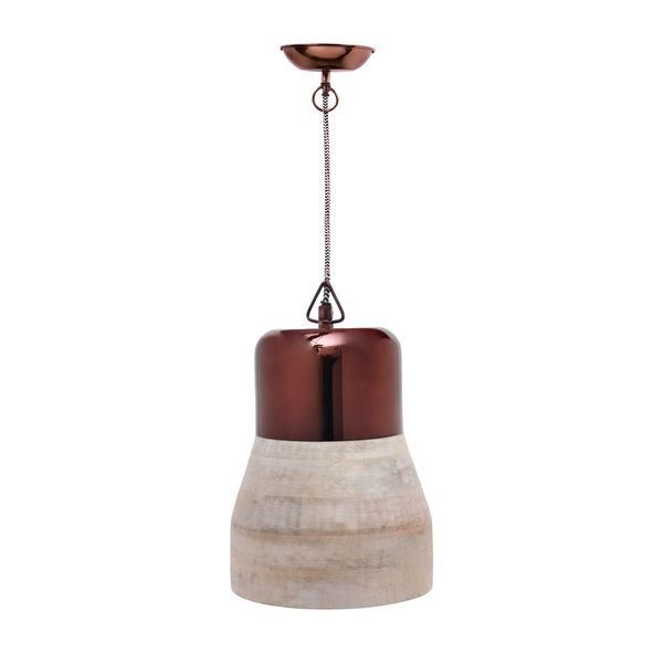 Aurelle Home Getty Pendant Lamp