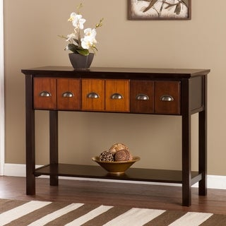 Heloise Apothecary Console/ Sofa Table
