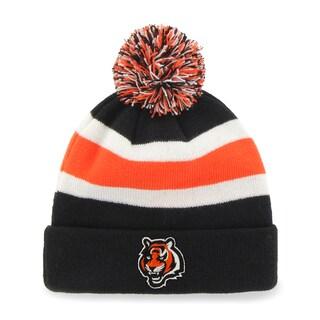 47 Brand Cincinnati Bengals Breakaway Beanie Hat