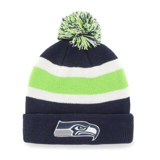 47 Brand Seattle Seahawks Breakaway Beanie Hat