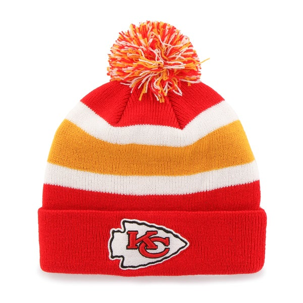 47 Brand Kansas City Chiefs Breakaway Beanie Hat