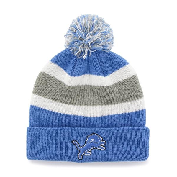47 Brand Detroit Lions Breakaway Beanie Hat