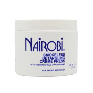 Nairobi Smokeless 4-ounce Detangling Creme Press