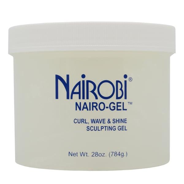 Nairobi Nairo-Gel Curl Wave and Shine 28-ounce Sculpting Gel 16428023