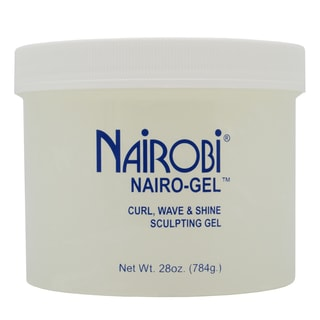 Nairobi Nairo-Gel Curl Wave and Shine 28-ounce Sculpting Gel