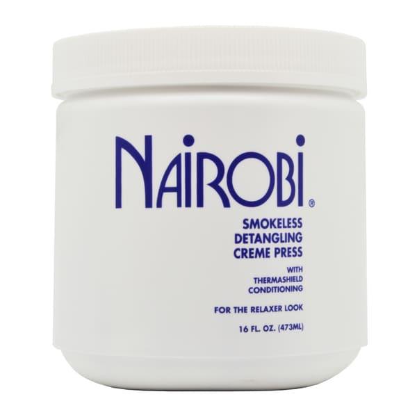 Nairobi Smokeless 16-ounce Detangling Creme Press