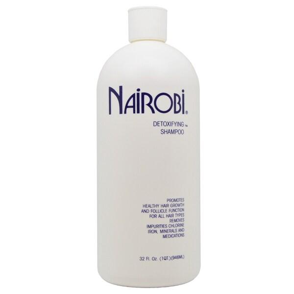 Nairobi 32-ounce Detoxifying Shampoo