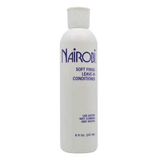 Nairobi Soft Finish 8-ounce Leave-in Conditioner