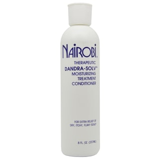 Nairobi Therapeutic Dandra-Solve 8-ounce Moisturizing Conditioner