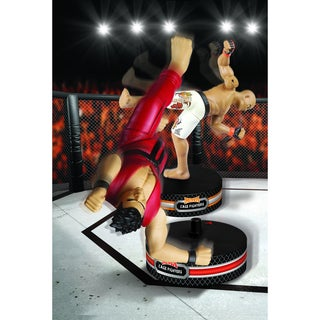 Black Series Radio Controlled Spinning MMA Cage Fighters